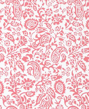 Tillett Textiles Flora Devonshire Sorbet