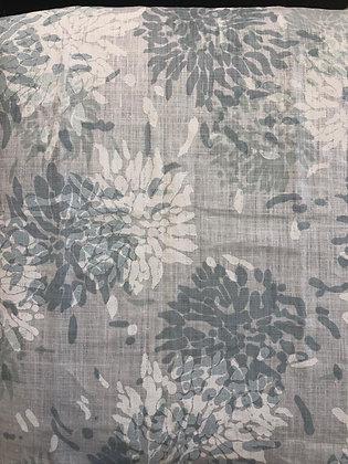 Tillett Textiles Chyrsanthemum Brittany Blue