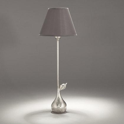 Clara lamp Nickle