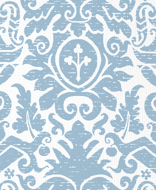 Tillett Textiles Deauville Sky
