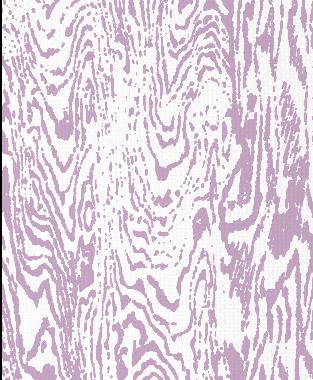 Tillett Textiles Woodgrain Violet