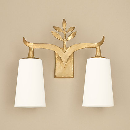 Alia Wall Lamp Gold
