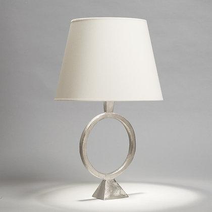 Sonia lamp Nickle