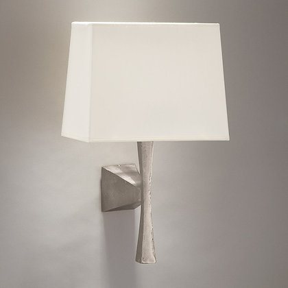 Pablo wall lamp Nickle