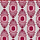 Thumbnail: IKAT MINI Pink & Red Oyster Linen