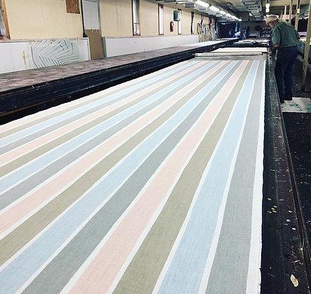Tillett Textiles Newport Stripe Dawn