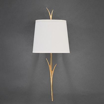 Aeole wall lamp Gold