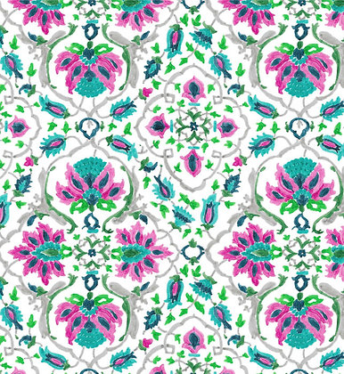 Ferran Textiles Milli Fuchsia