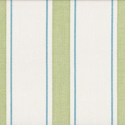 Indian Stripe Lime Aqua