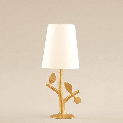 Folia Petite Lamp Gold