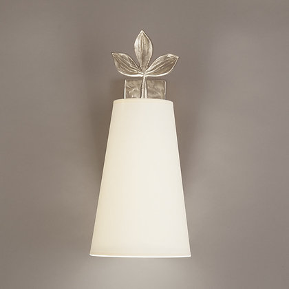 Charmille wall lamp Nickle