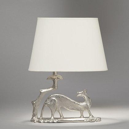 Donnola lamp Nickle