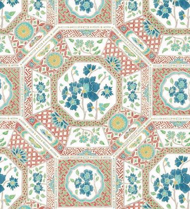 Ferran Textiles Arita Dutch Blue