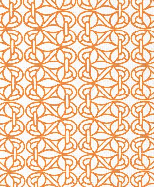 Tillett Textiles Newman's Window Carrot