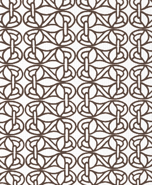 Tillett Textiles Newman's Window Cocoa