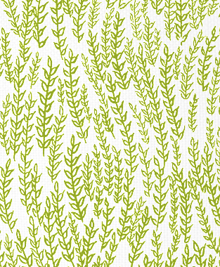 Tillett Textiles Wheatfield Dark Lime