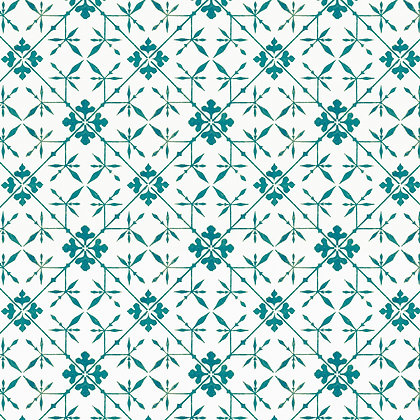 Antique Tile Mediterranian