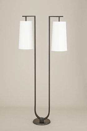 Bronze Floor Lamp Gustave