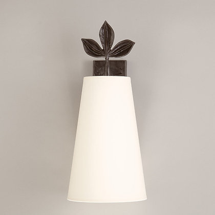Charmille wall lamp Bronze