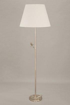 Nickle Floor Lamp Plume