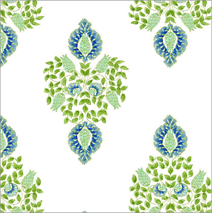 Ferran Textiles Wallpaper Argos Ocean