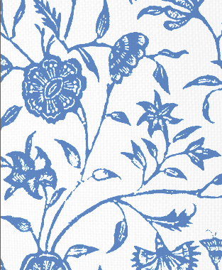 Tillett Textiles Balinese Blue Lapis