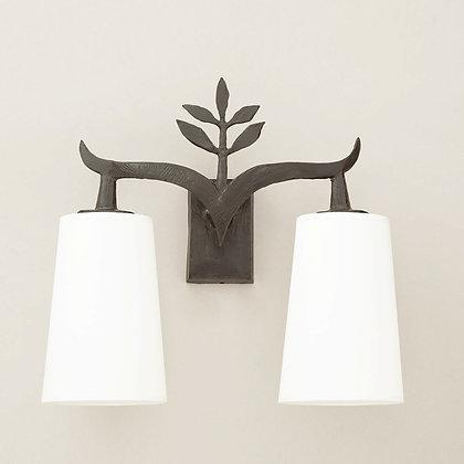 Alia Wall Lamp Bronze