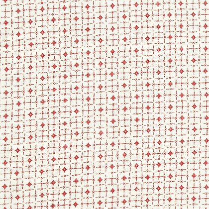 Cloth & Clover Pixley Raspberry