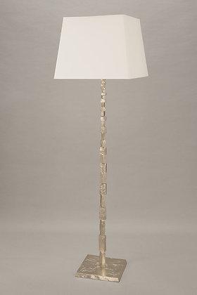 Nickle Floor Lamp Fragile