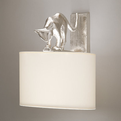 Lili wall lamp Nickle