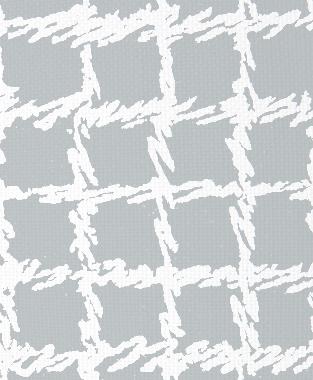 Tillett Textiles Burlap Blotch Metallic Silver