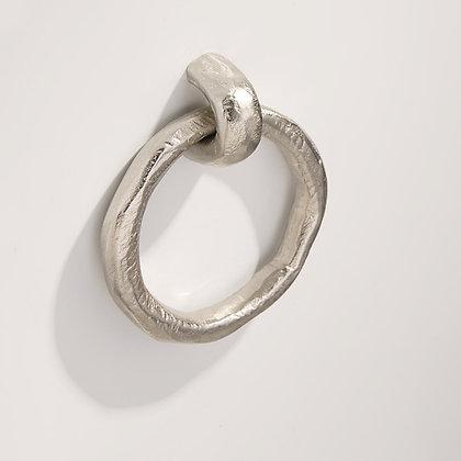 Poignée de tirage Ring Nickle