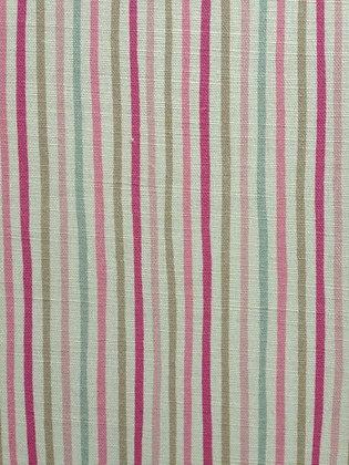 Sarah Hardaker Smart Stripe Pink and Duck