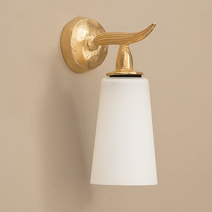Cano Outdoor Wall Lamp Gold