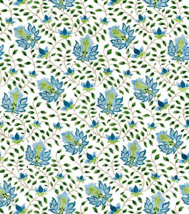 Ferran Textiles La Belle Blue Belle