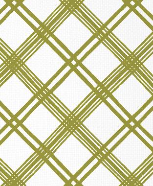Tillett Textiles Argyle Crossing Forest Moss