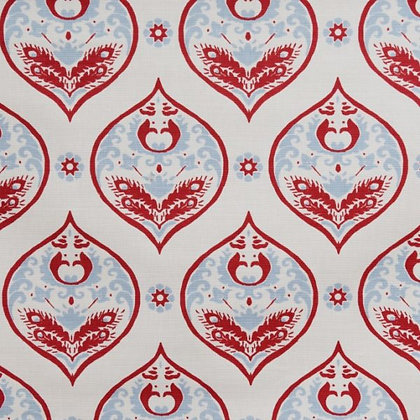CASA BY P.C. Arabesque in Indian Red
