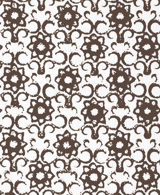 Tillett Textiles Muriel Cocoa