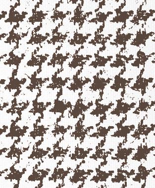 Tillett Textiles Houndstooth Cocoa