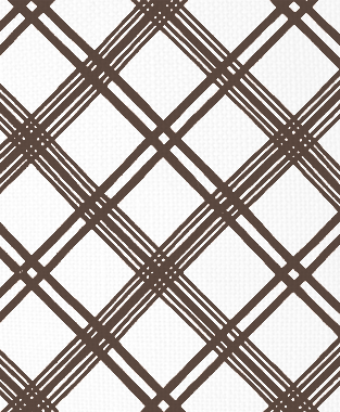 Tillett Textiles Argyle Crossing Cocoa