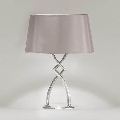 Mona lamp Nickle