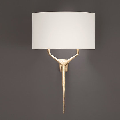 Alix wall lamp Gold