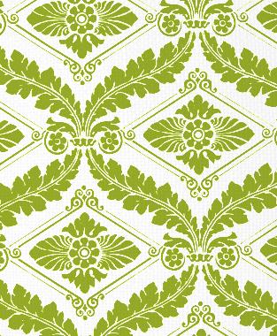 Tillett Textiles Sheffield Dark Lime