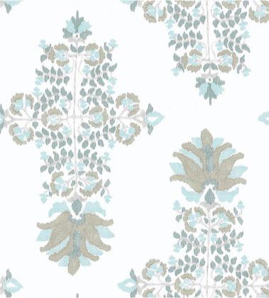 Ferran Textiles Lotus Blossom Pebble