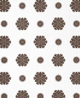 Tillett Textiles Florette Cocoa