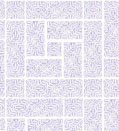 Ferran Textiles Shoji Lilac