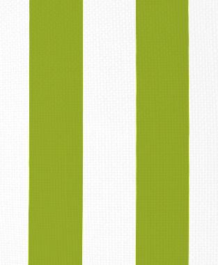 Tillett Textiles Vertical Stripe Dark Lime