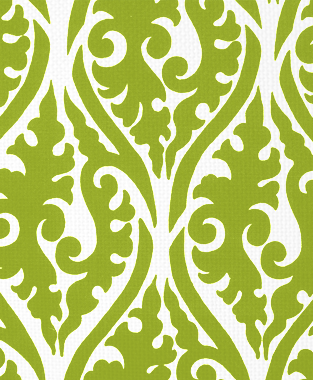 Tillett Textiles Palazzo Dark Lime