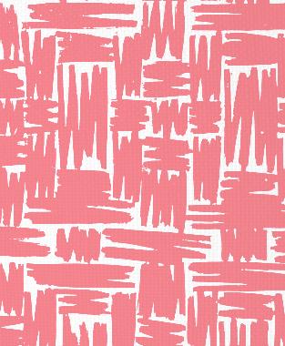 Tillett Textiles Bali Basket Sorbet