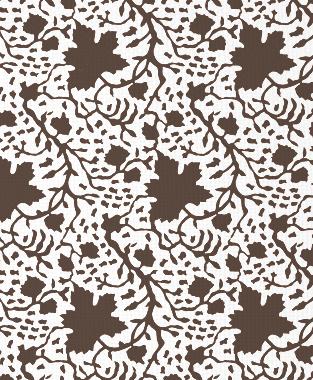 Tillett Textiles Seagrapes Cocoa